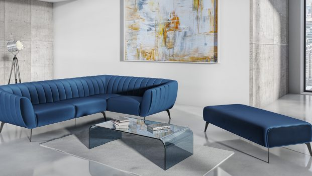 Julliet collection corner sofa